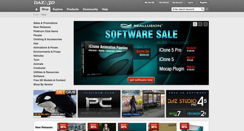 3d graphics software web design client testimonial